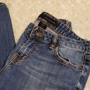 Calvin Klein Jeans size 4 length 3 womens bootcut